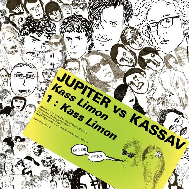 Couverture de Kitsuné: Kass Limon