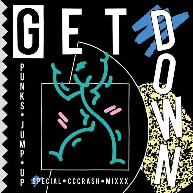 Get Down (Special Cccrash Mixxx) - EP
