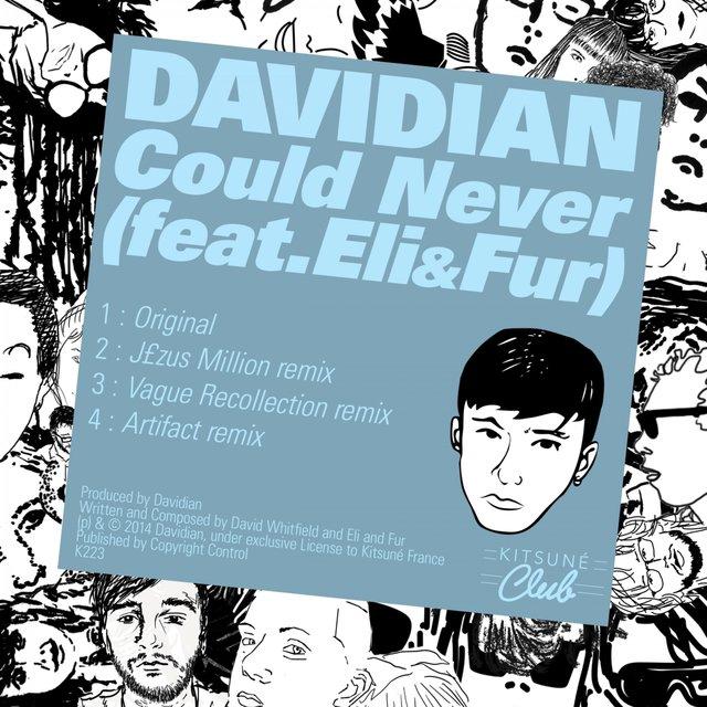 Kitsuné: Could Never (feat. Eli & Fur) - EP