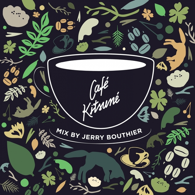 Café Kitsuné Mix by Jerry Bouthier
