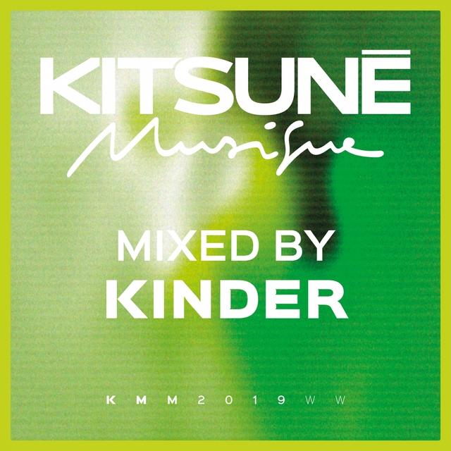 Kitsuné Musique Mixed by Kinder