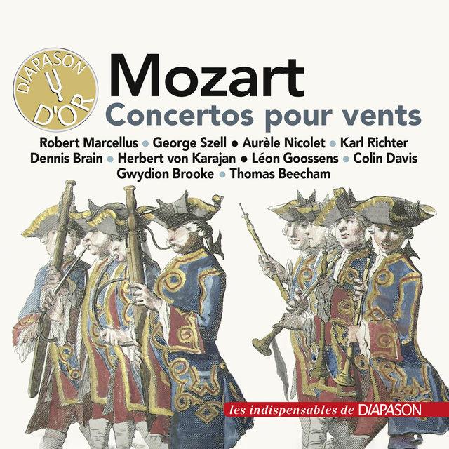 Mozart: Concertos pour vents