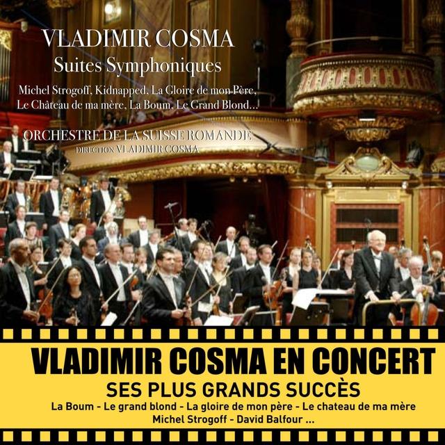 Vladimir Cosma en concert : ses plus grands succès