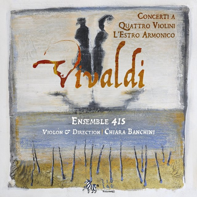 Vivaldi: Concerti a quattro violini - L'estro armonico