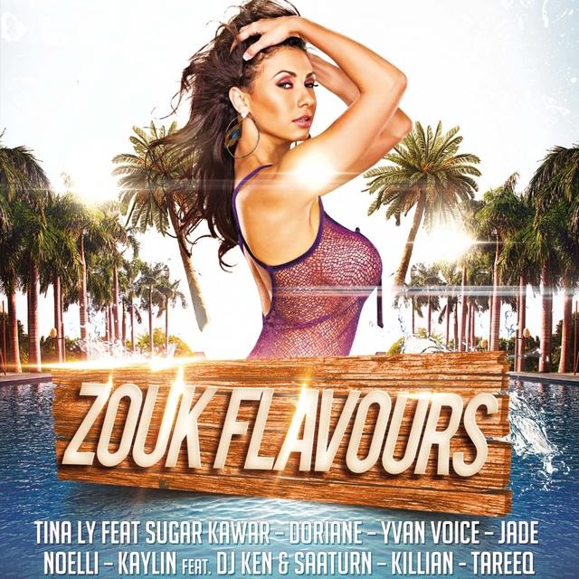Couverture de Zouk Flavours