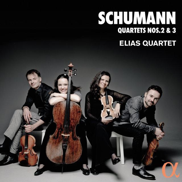 Schumann: Quartets Nos. 2 & 3
