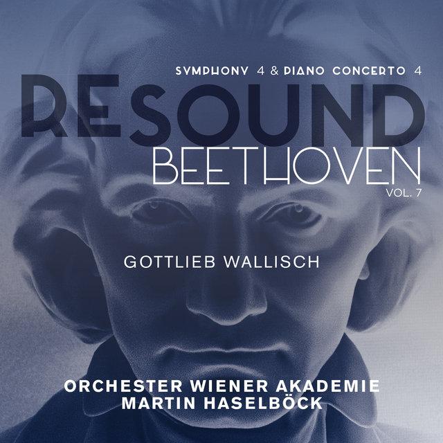 Beethoven: Symphony No. 4 & Piano Concerto No. 4 (Resound Collection, Vol. 7)