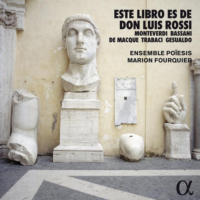 Este libro es de Don Luis Rossi (Alpha Collection)