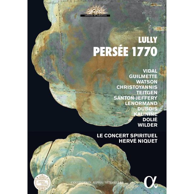 """Lully: Persée 1770 (Collection """"Château de Versailles"""")"""