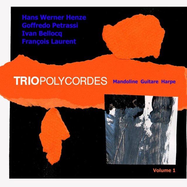 Trio Polycordes, Vol. 1: Mandoline, Guitare, Harpe