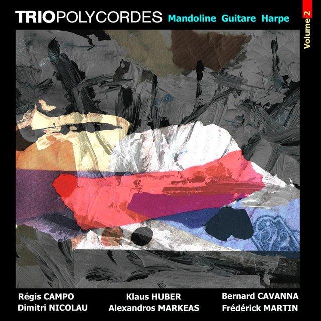 Trio Polycordes, Vol. 2: Mandoline, Guitare, Harpe