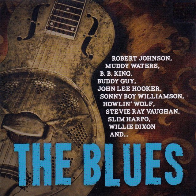 Couverture de The Blues