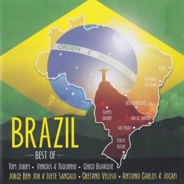 Couverture de Best of Brazil