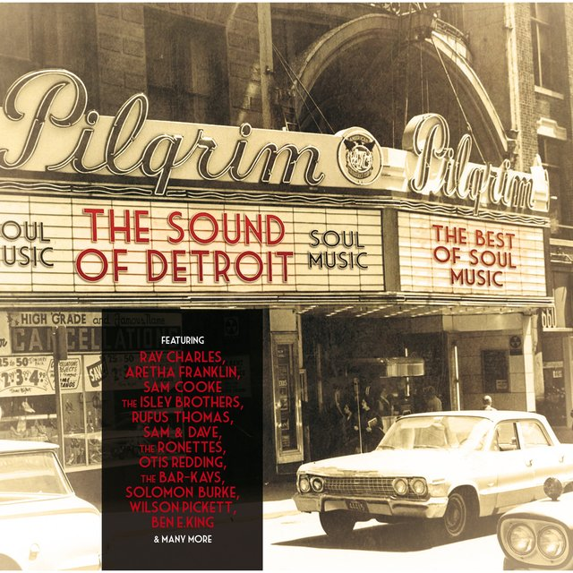 Couverture de The Sound of Detroit