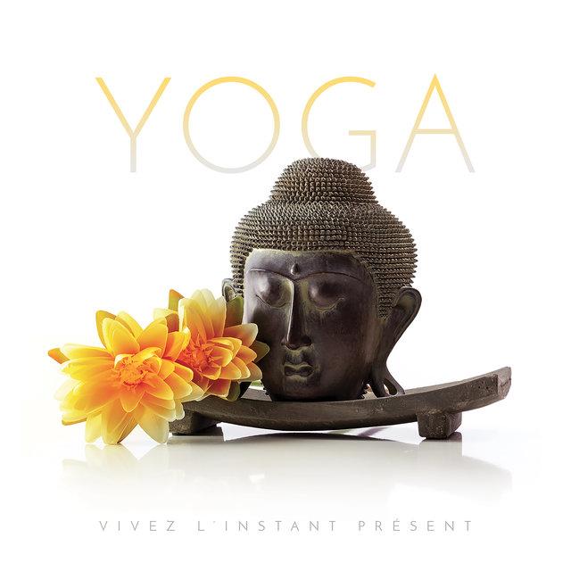 Couverture de Esprit Yoga: Vivez l'instant présent