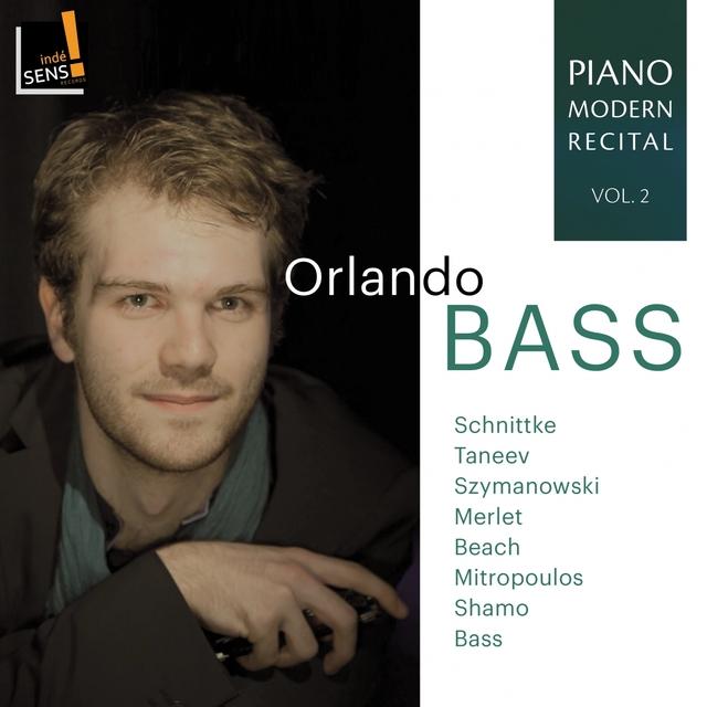 Piano Modern Recital, Vol. 2