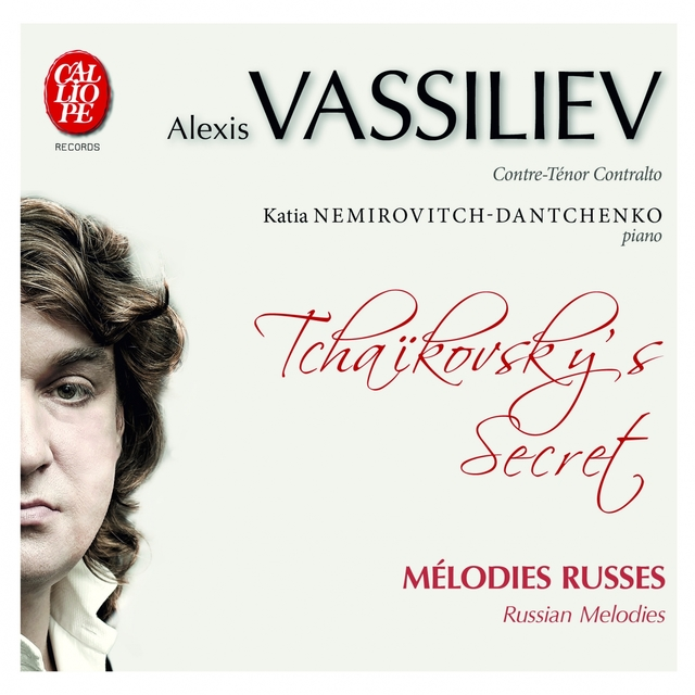 Tchaikovsky's Secret: Russian Melodies