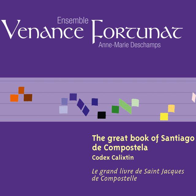 The Great Book of Santiago de Compostela
