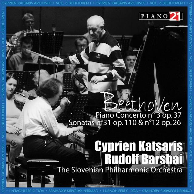 Beethoven: Concerto No. 3, Sonatas Nos. 31 & 12