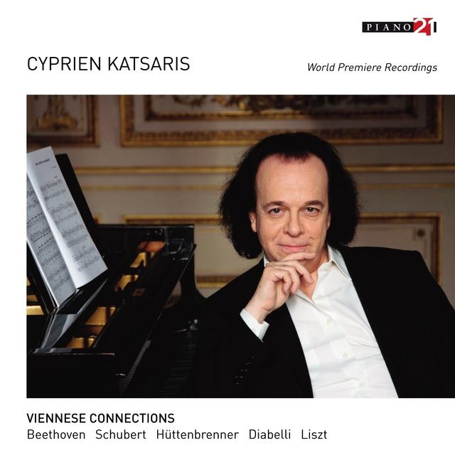 Viennese Connections - Vol. 1: Beethoven, Schubert, Hüttenbrenner, Liszt