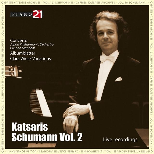 Schumann - Vol. 2: Live Recordings
