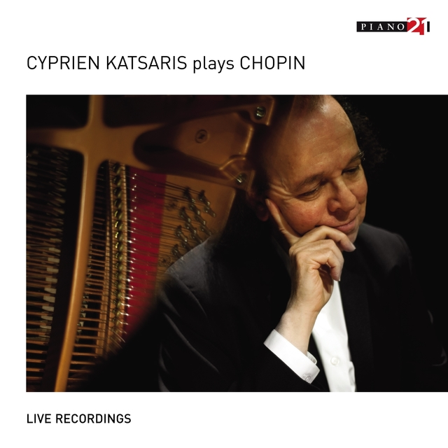 Cyprien Katsaris Plays Chopin
