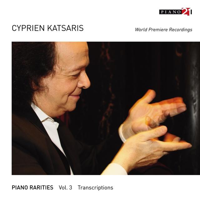 Piano Rarities - Vol. 3: Transcriptions