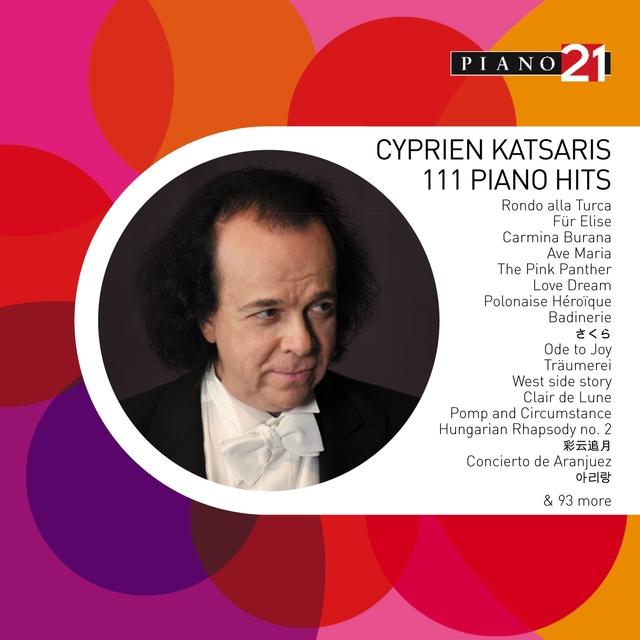 111 Piano Hits - Vol. 1