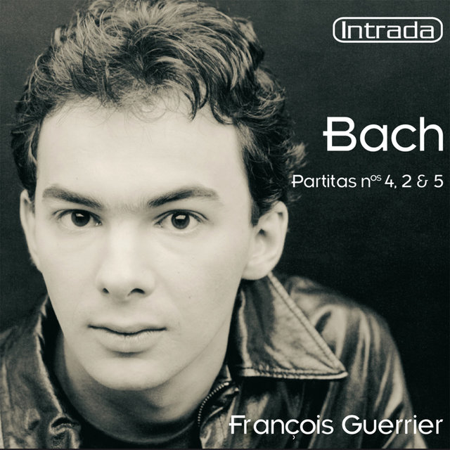 Bach: Partitas No. 5, 2 & 4