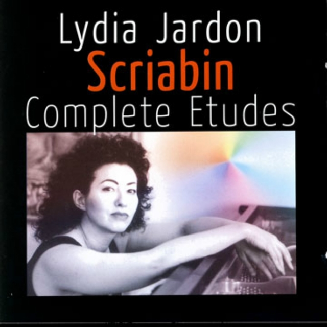 Alexander Scriabin: Complete Etudes