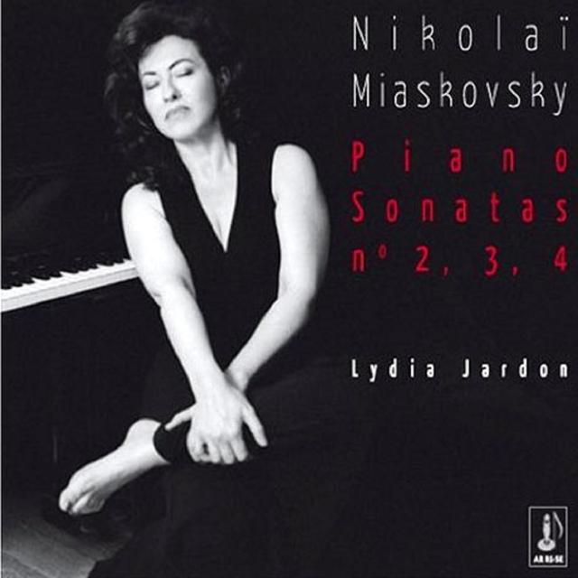 Miaskovsky: Piano Sonatas No. 2, 3 & 4