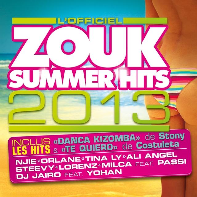 Couverture de Zouk Summer Hits 2013