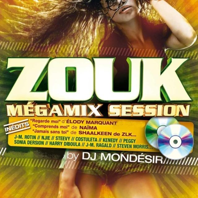 Zouk Megamix Session