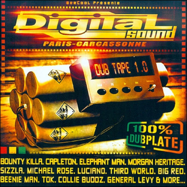 Couverture de Digital Sound Dub Tape 1.0