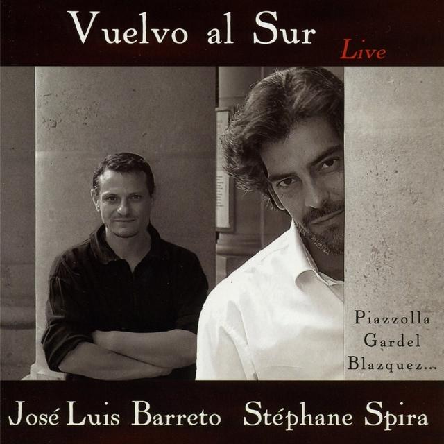 Vuelvo al Sur: Piazzolla, Gardel, Blazquez...