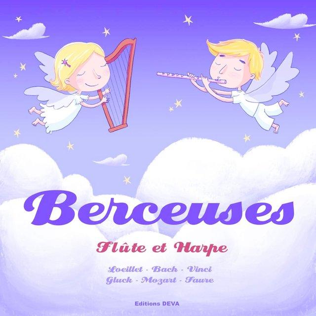 Berceuses Flûte et Harpe