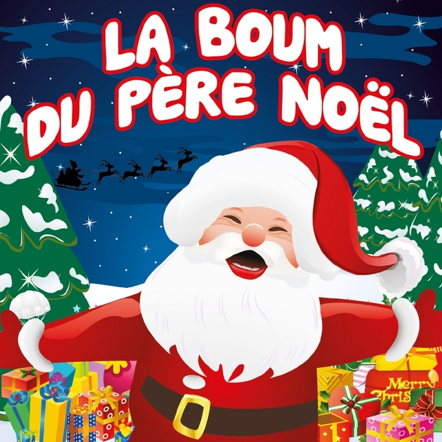 La Boum du Père Noël