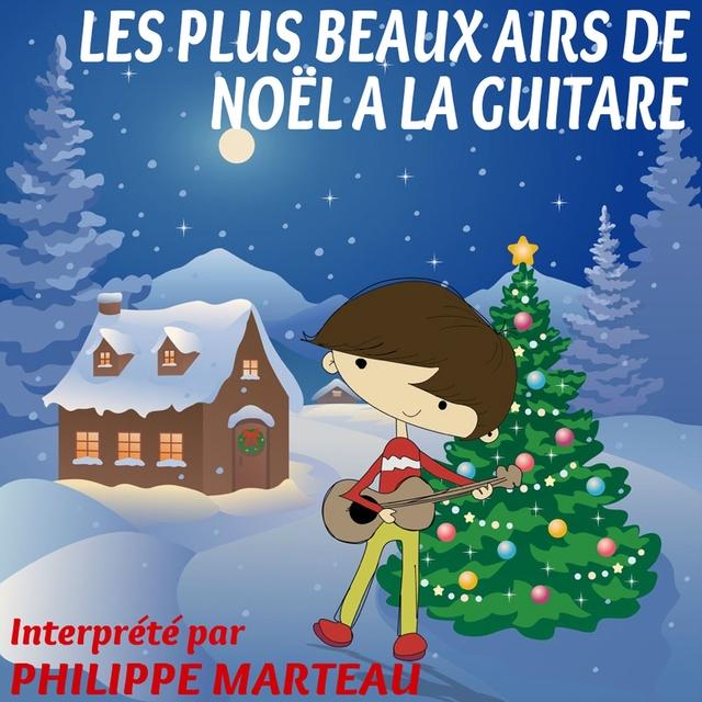Les plus beaux airs de Noël à la guitare