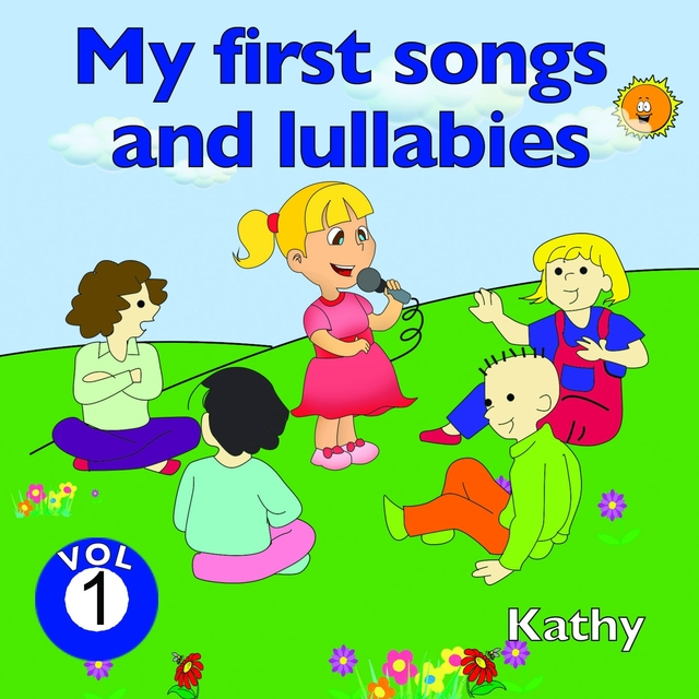 Couverture de My First Songs and Lullabies, Vol. 1