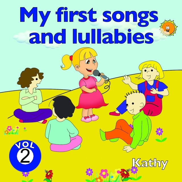 Couverture de My First Songs and Lullabies, Vol. 2