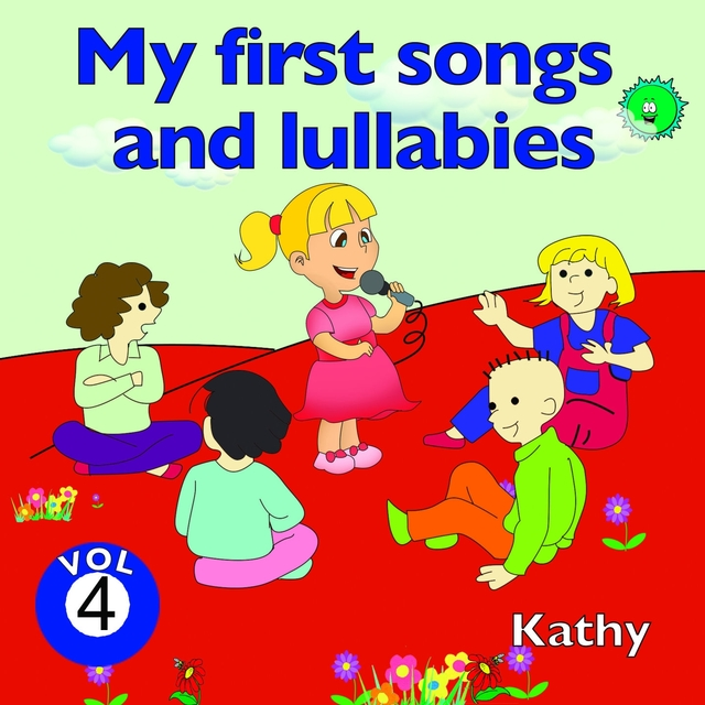 Couverture de My First Songs and Lullabies, Vol. 4