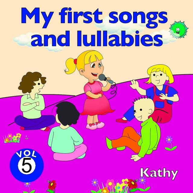 Couverture de My First Songs and Lullabies, Vol. 5
