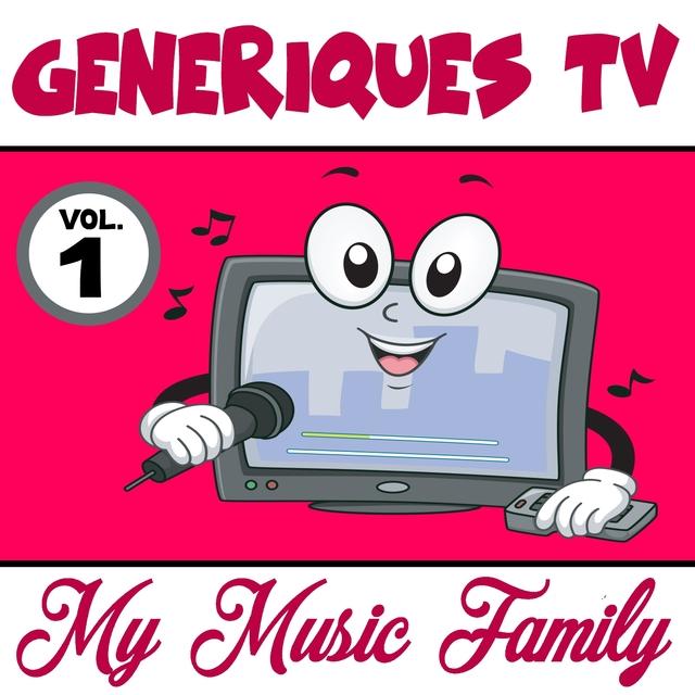 Génériques TV - Volume 1