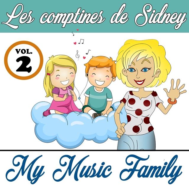 Les comptines de Sidney - Volume 2