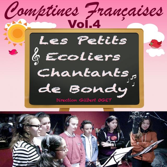 Comptines françaises - Vol. 4