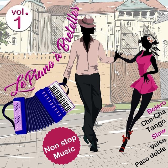 Le piano à bretelles - Volume 1