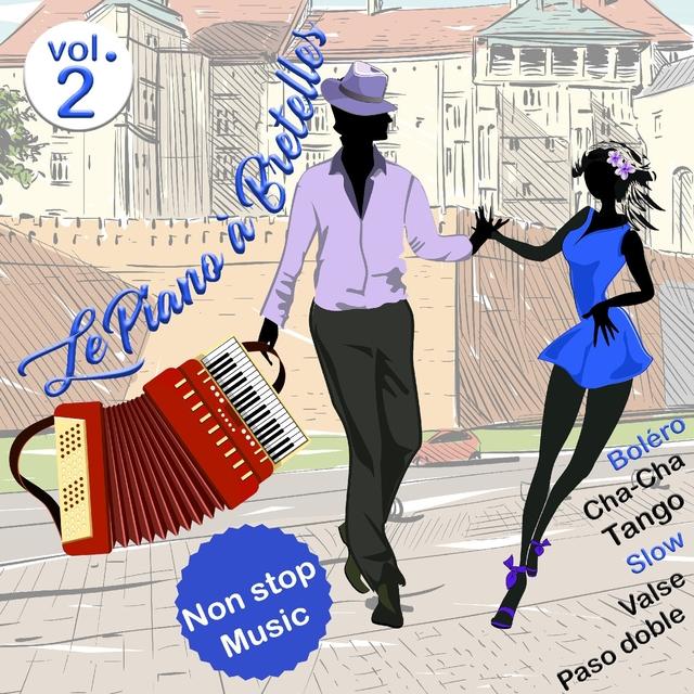 Le piano à bretelles - Volume 2