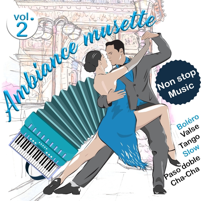 Ambiance Musette - Volume 2