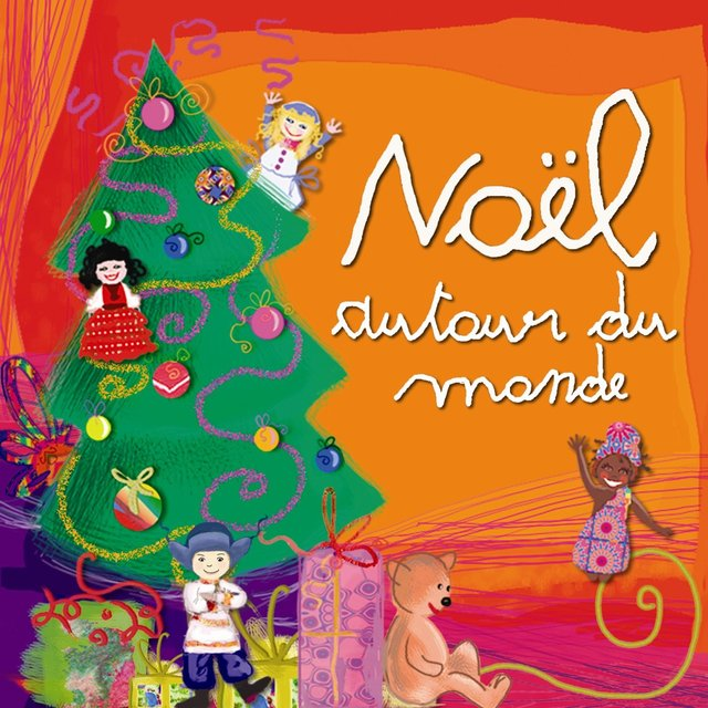 Couverture de Noël autour du monde