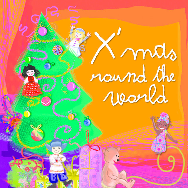 Couverture de X'mas Round The World